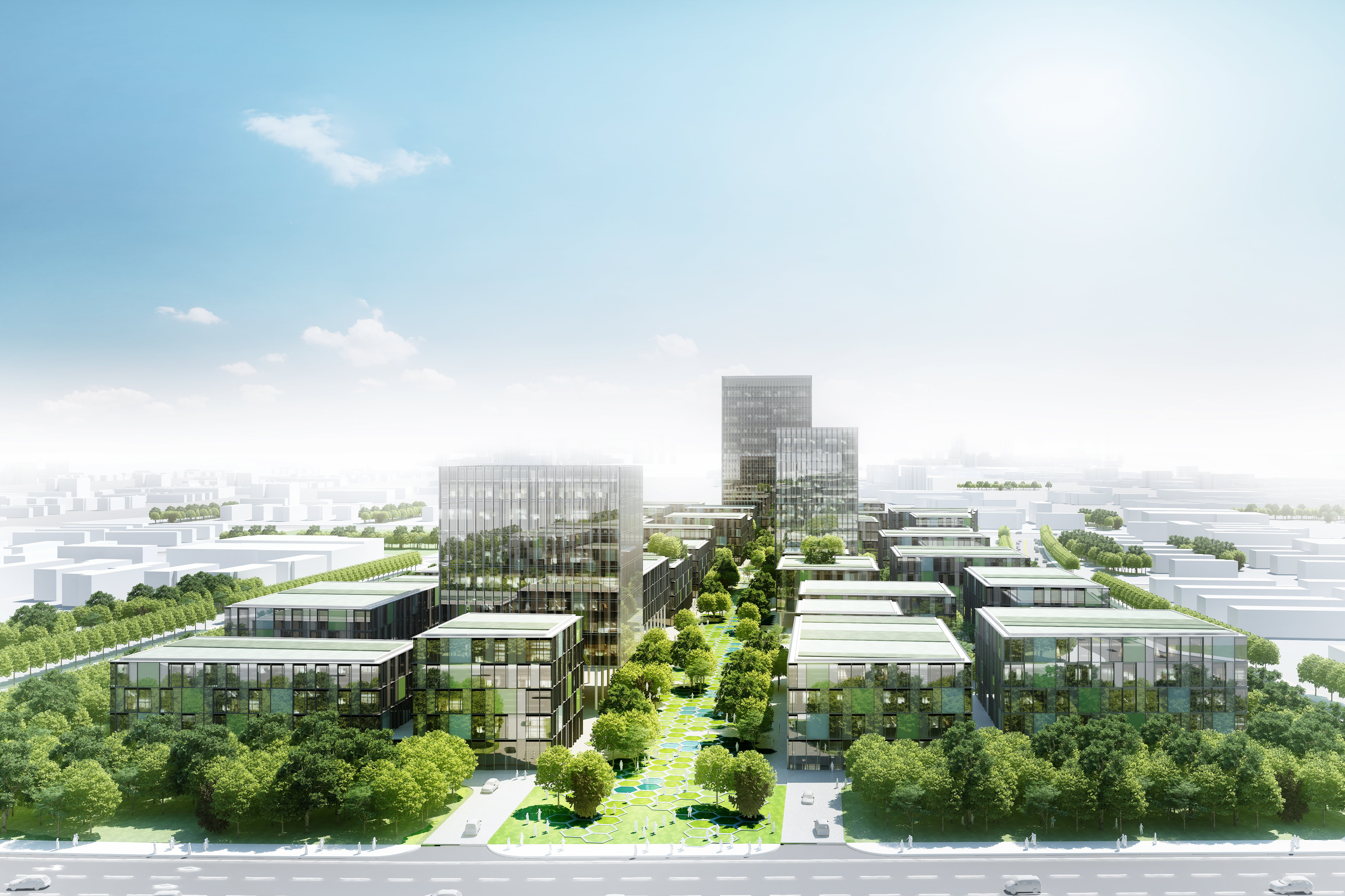 Wuhan Optic Valley Healthcare Park