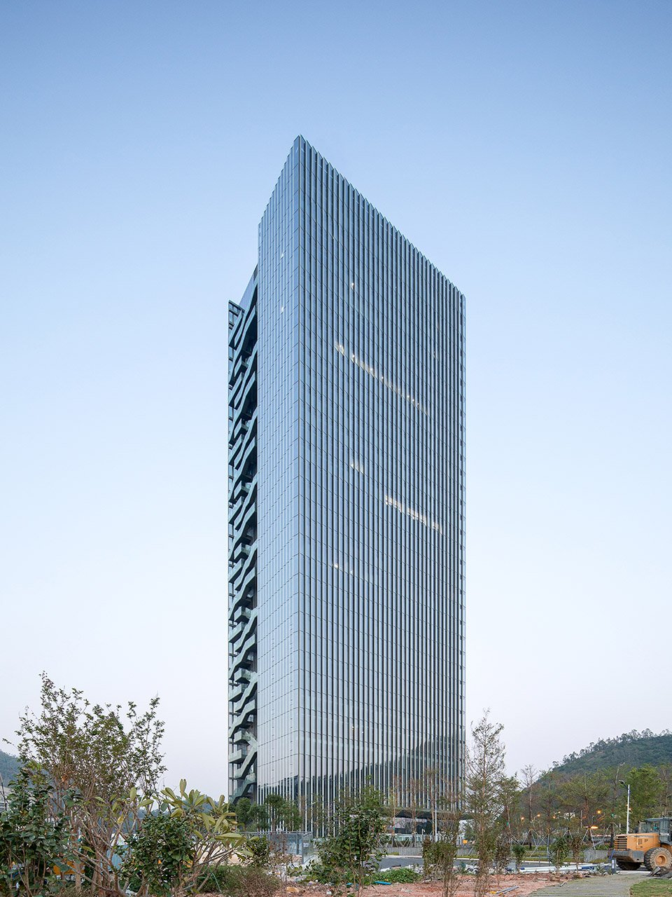 China Nanshan Development Group Office Tower